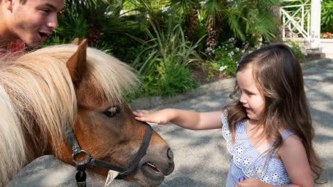 Pony Riding Kids Experience